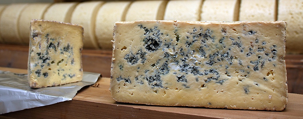 Bellingham Blue Irish Farmhouse Cheese